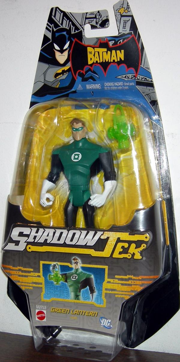 Green Lantern ShadowTek