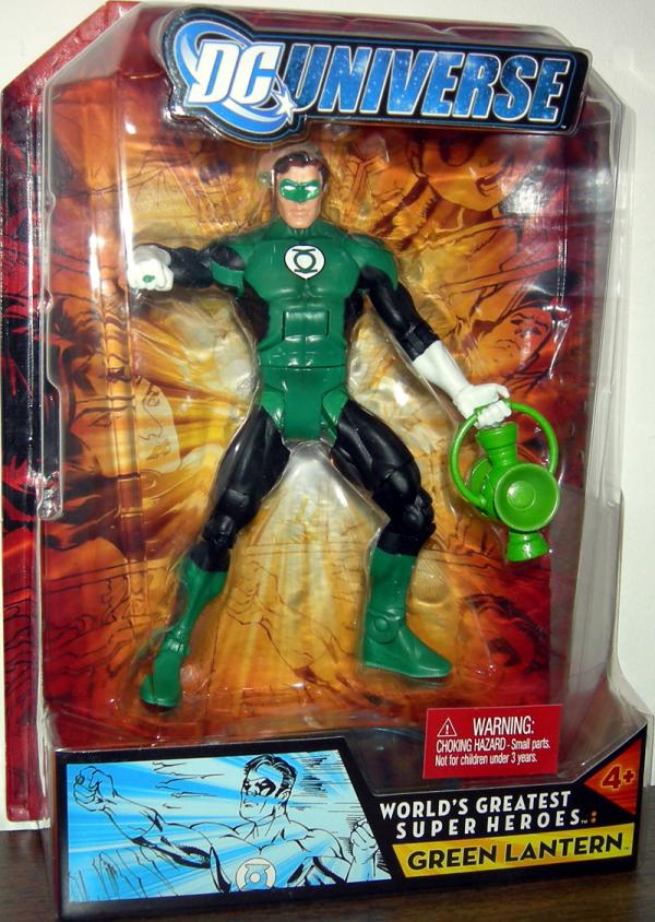 Green Lantern Worlds Greatest Super Heroes
