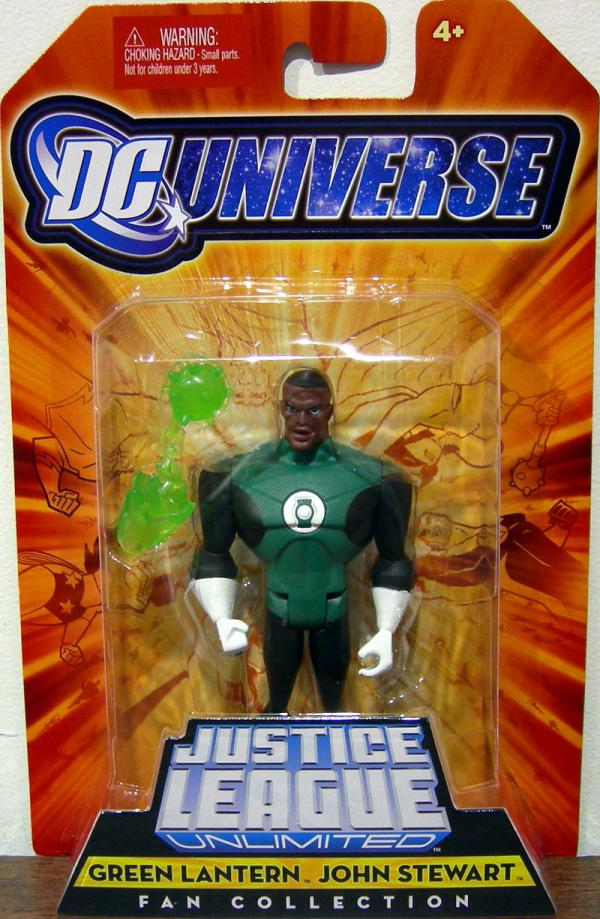 Green Lantern John Stewart Fan Collection