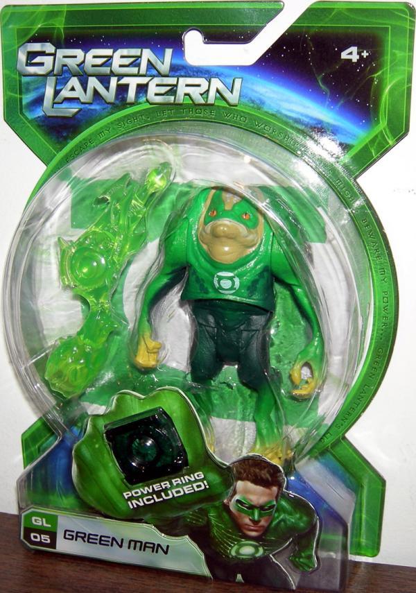 Green Man GL 05