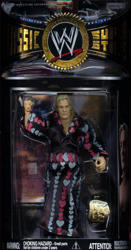 Greg Hammer Valentine Figure WWE Classic SuperStars