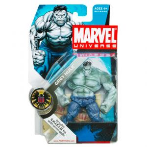 Grey Hulk Marvel Universe 014 action figure