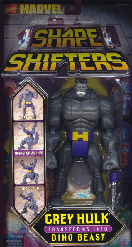 Grey Hulk Shape Shifters