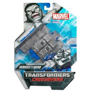 Grey Hulk Transformers Crossovers