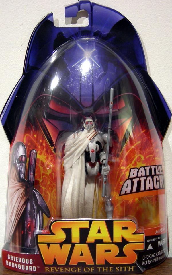 Grievous Bodyguard Revenge Sith, 60