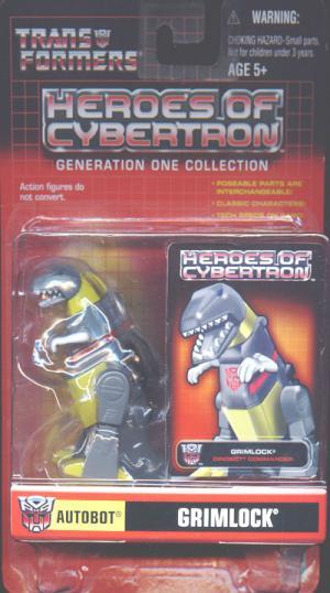 Grimlock Heroes Cybertron