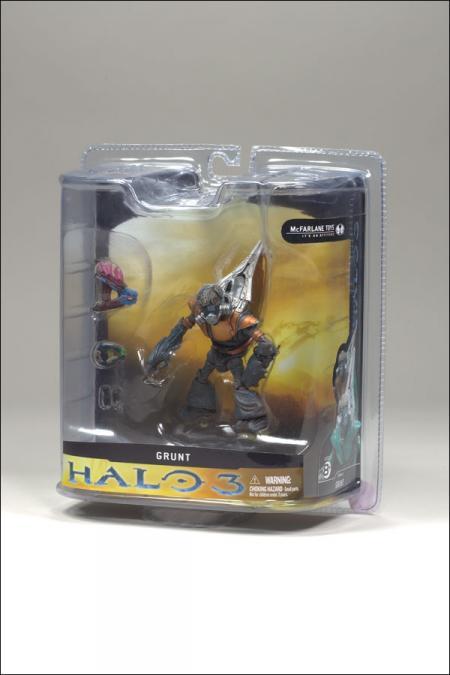 Grunt Halo 3, orange