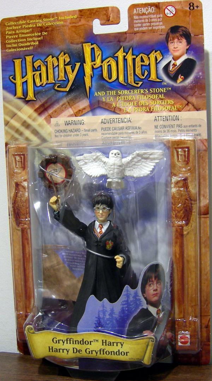 Gryffindor Harry Action Figure Potter Crest Sorcerers Stone