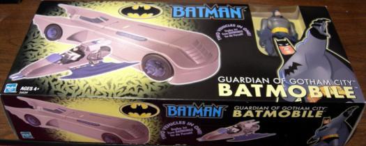 Guardian Gotham City Batmobile Batman vehicle