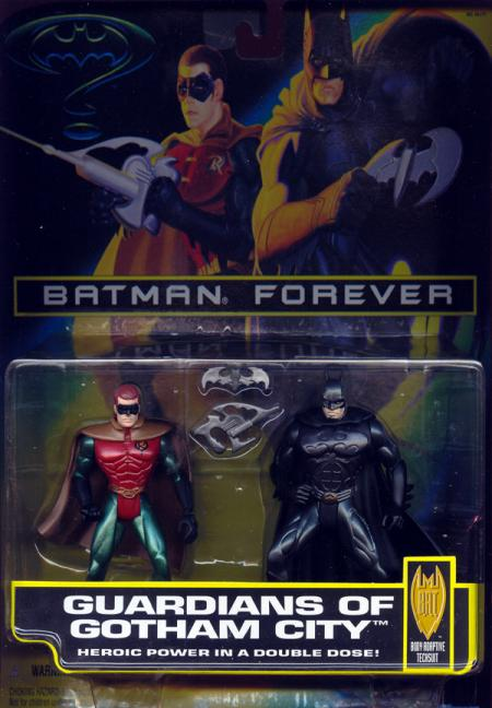 Guardians Gotham City 2-Pack Batman Forever