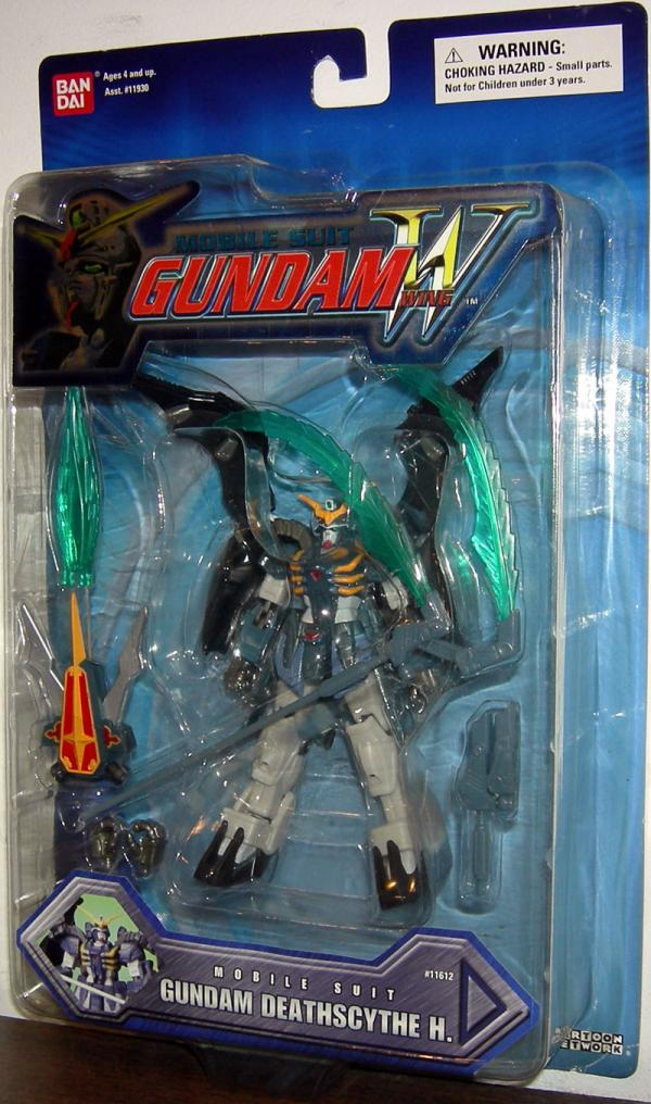 Gundam Deathscythe H New Sculpt Mobile Suit action figure