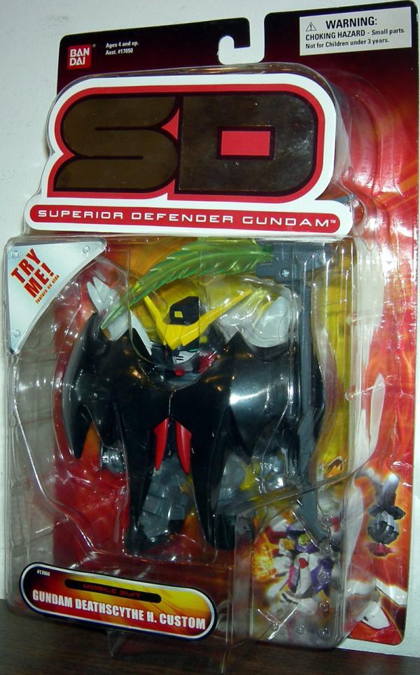 Gundam Deathscythe H Custom Superior Defender