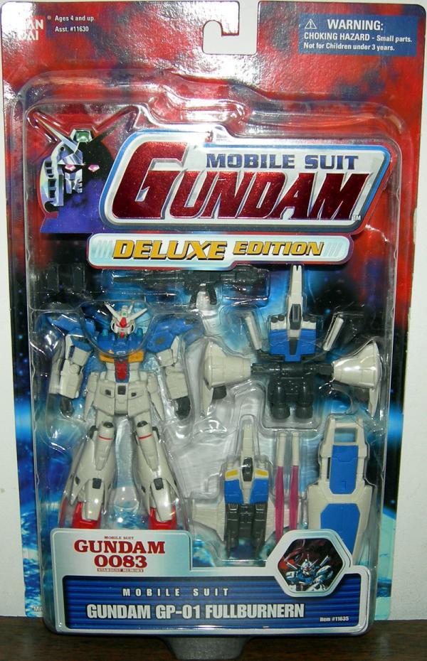 Gundam GP-01 Fullburnern