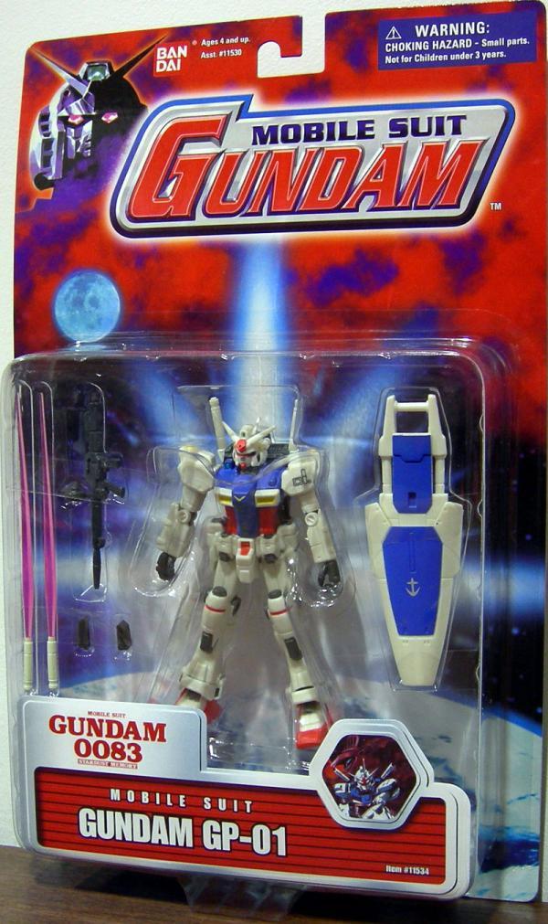 Gundam GP-01