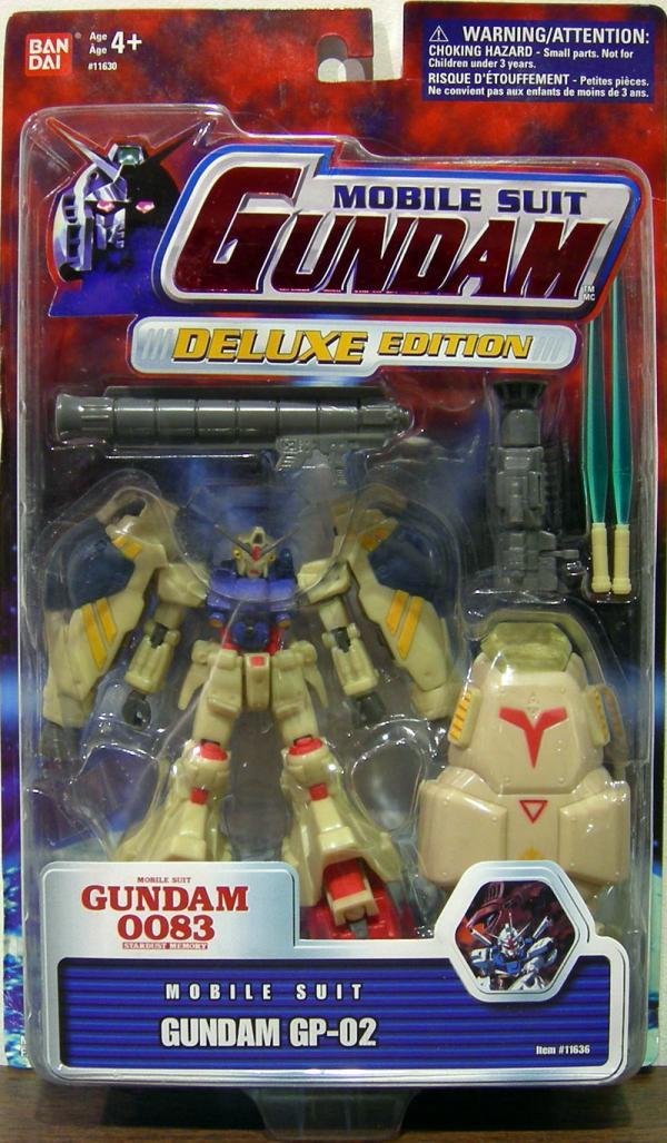 Gundam GP-02