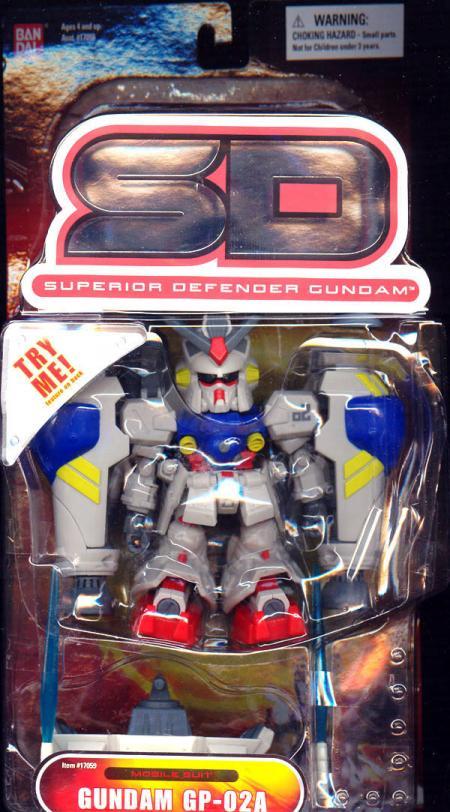 Gundam GP-02A Superior Defender