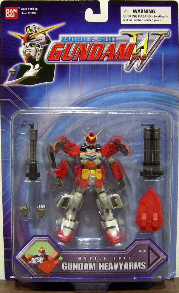 Gundam Heavyarms new sculpt
