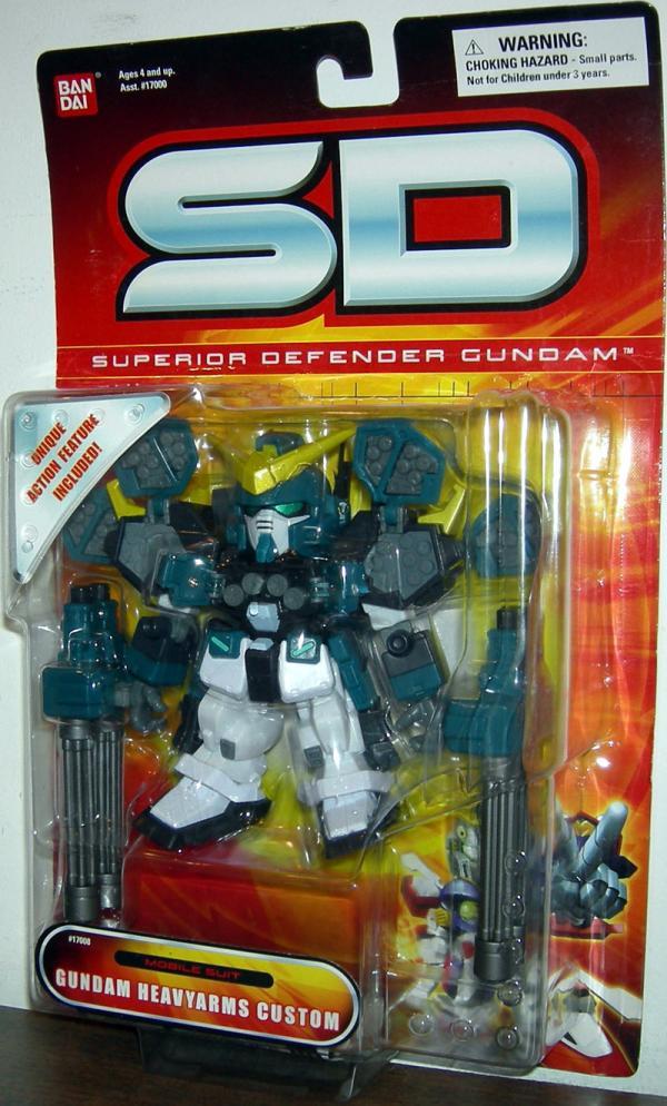 Gundam Heavyarms Custom Superior Defender