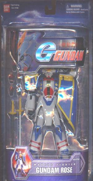 Gundam Rose 7 1-2 inch
