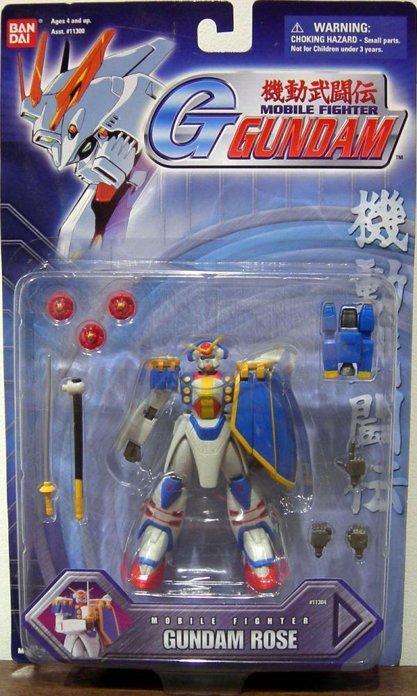 Gundam Rose