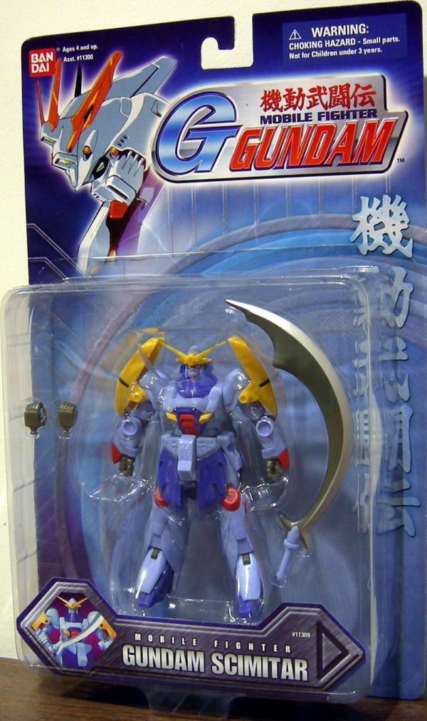 Gundam Scimitar