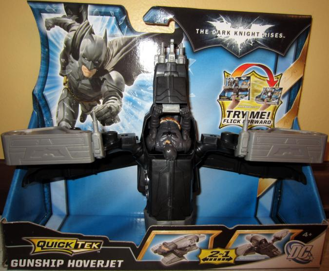 Gunship Hoverjet Dark Knight Rises