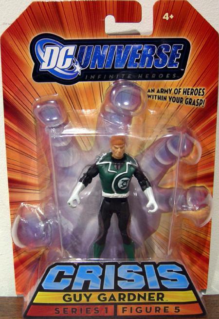 Guy Gardner Infinite Heroes, figure 5