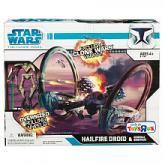 Hailfire Droid General Grievous Clone Wars