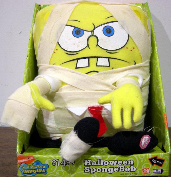Halloween SpongeBob