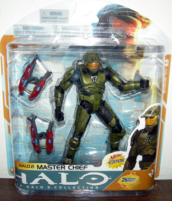 Halo 2- Master Chief series 8