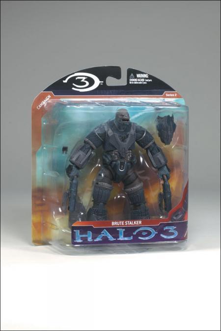 Brute Stalker Halo 3, series 2