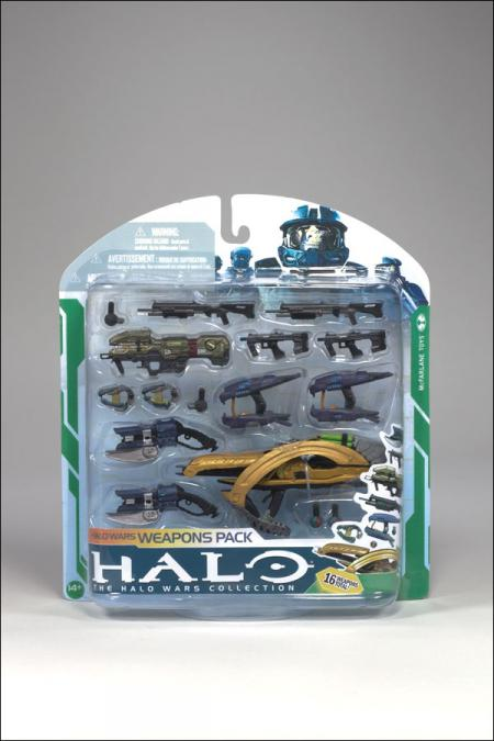 Halo Wars Weapons Pack