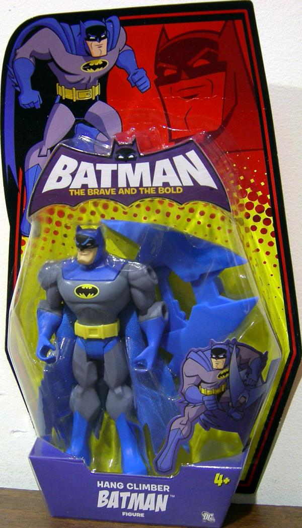 Hang Climber Batman Action Figure Brave and the Bold