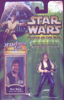 Han Solo Death Star Escape Action Figure Star Wars
