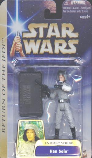 Han Solo Endor Strike