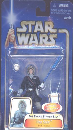 Han Solo Hoth Rescue