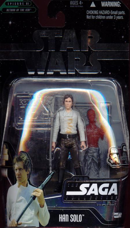 Han Solo Ultimate Galactic Hunt
