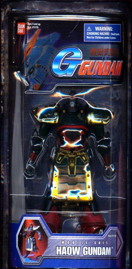 Haow Gundam 7 1-2 inch