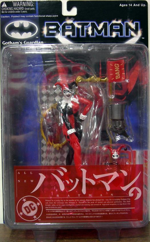 Harley Quinn Yamato Figure Batman Japan
