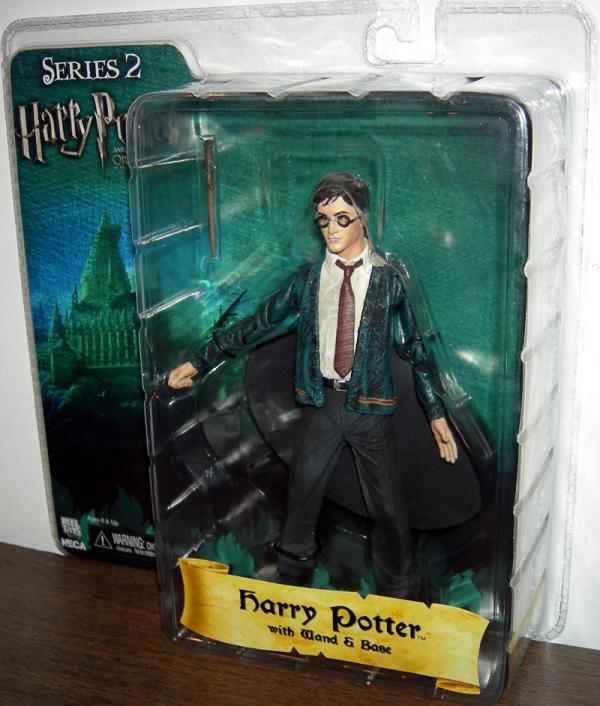 Harry Potter wand base Order Phoenix, series 2