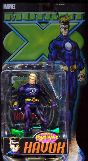 Havok Mutant X