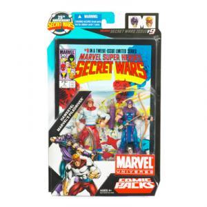 Hawkeye Marvels Piledriver Marvel Universe