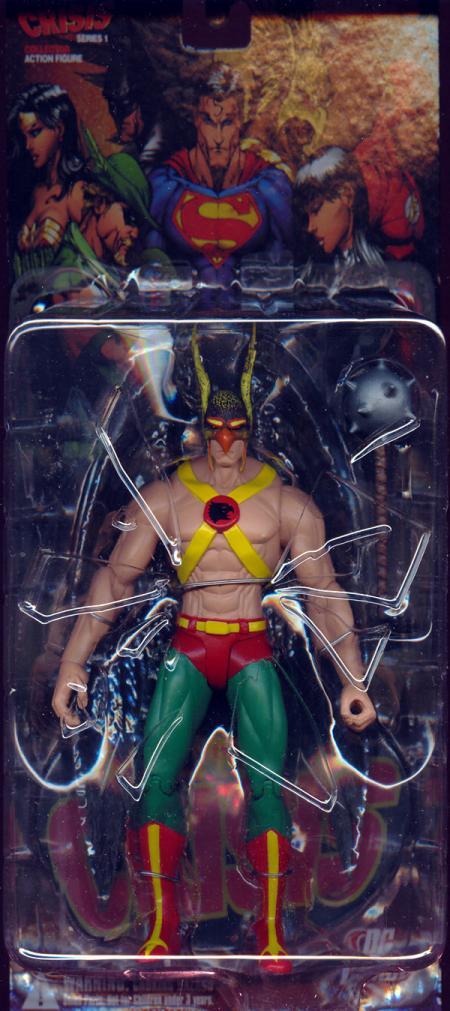 Hawkman Identity Crisis action figure