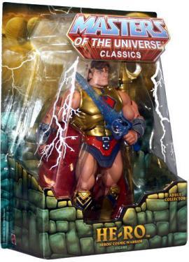 He-Ro Figure Classics Masters Universe He-Man