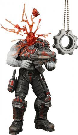 Headshot Locust Gears War action figure