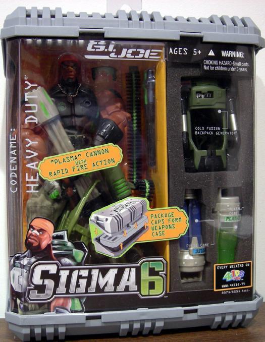 Heavy Duty Sigma 6