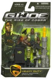 Heavy Duty Rise Cobra