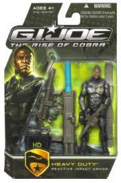 Heavy Duty - Reactive Impact Armor Rise Cobra
