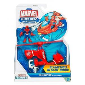 Helicopter Spider-Man Playskool Heroes