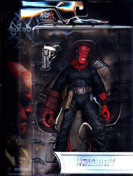 Hellboy open mouth